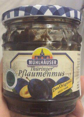 Thüringer Pflaumenmus - Produkt - de