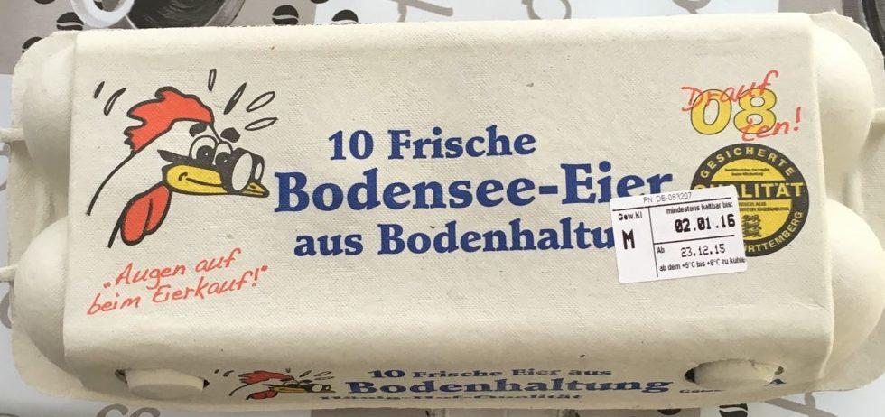 10 œuf frais - Product