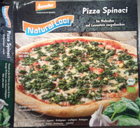 Pizza Spinaci - Product - de