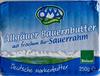 Allgäuer Bauernbutter - Produkt