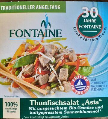 Salade de thon Asia - Product - fr
