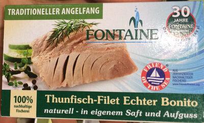 Thunfisch-filet echter bonito - Produkt - de