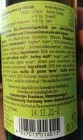 Radler Alkoholfrei - Valori nutrizionali - de