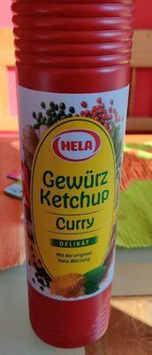 Gewürz Ketchup Curry - Prodotto - de