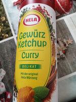 Gewürz Ketchup Curry Delikat - Produit - fr