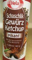 Schaschlik Gewürz Ketchup pikant - Produkt