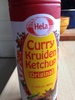 Curry kruiden ketchup - Product