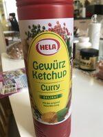 Kari kořeněná omáčka Delikát - Produit - cs