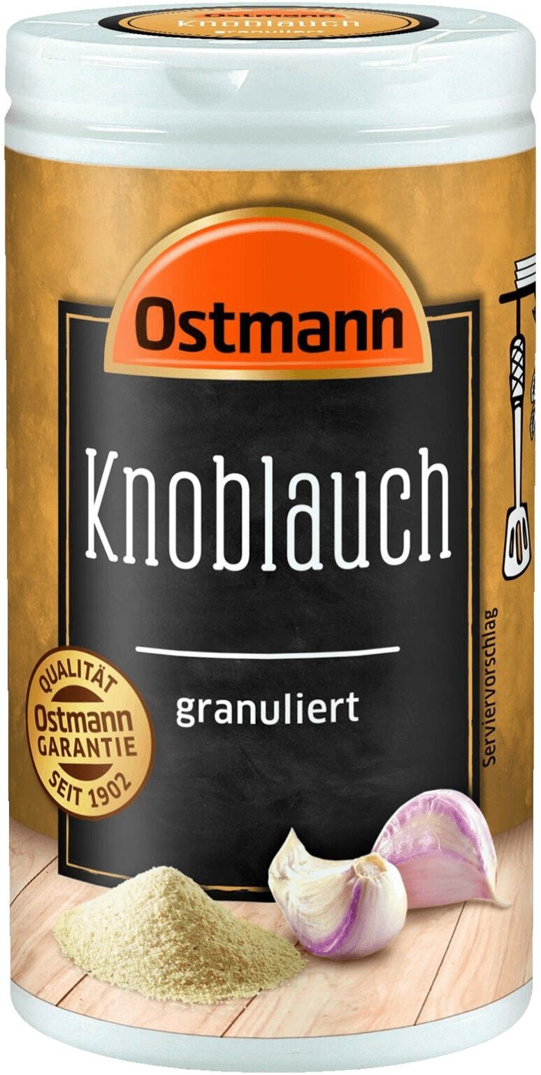 Knoblauch granuliert - Product