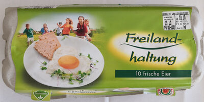 Landkost-Ei Freilandhaltung - Product - de