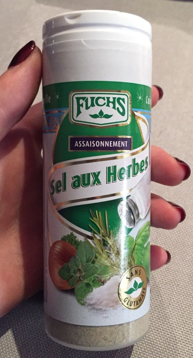 Sel aux herbes - Product - fr