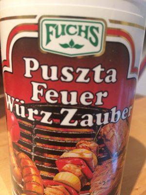 Puszta Feuer Würz Zauber - Produit
