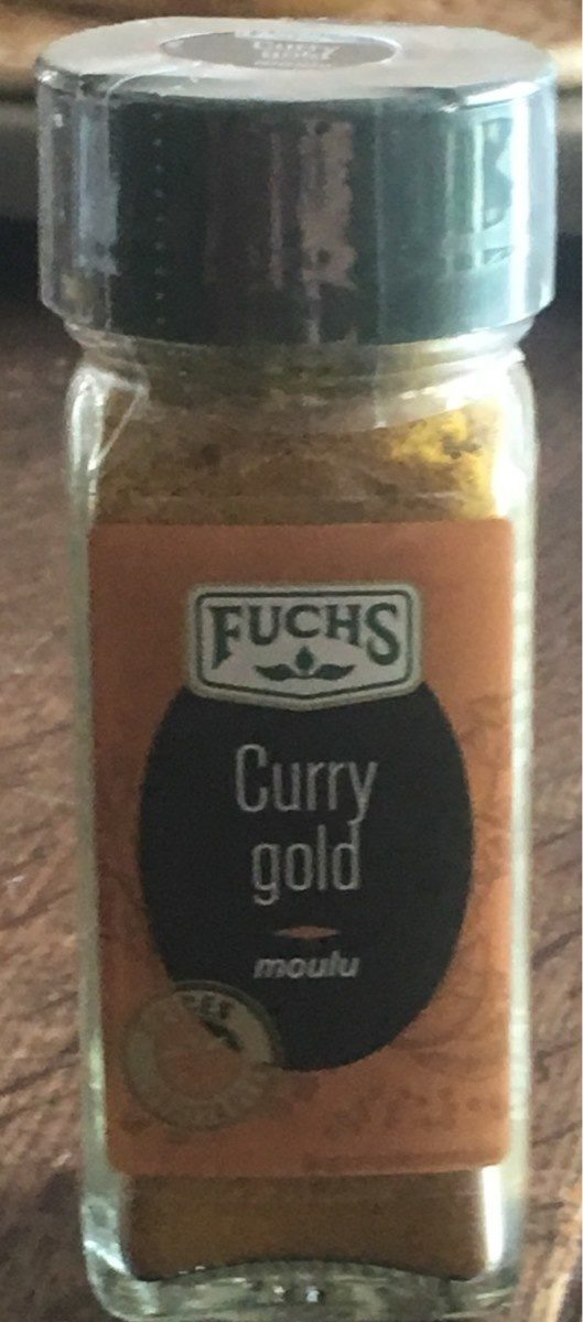 curry gold moulu - Produit - fr