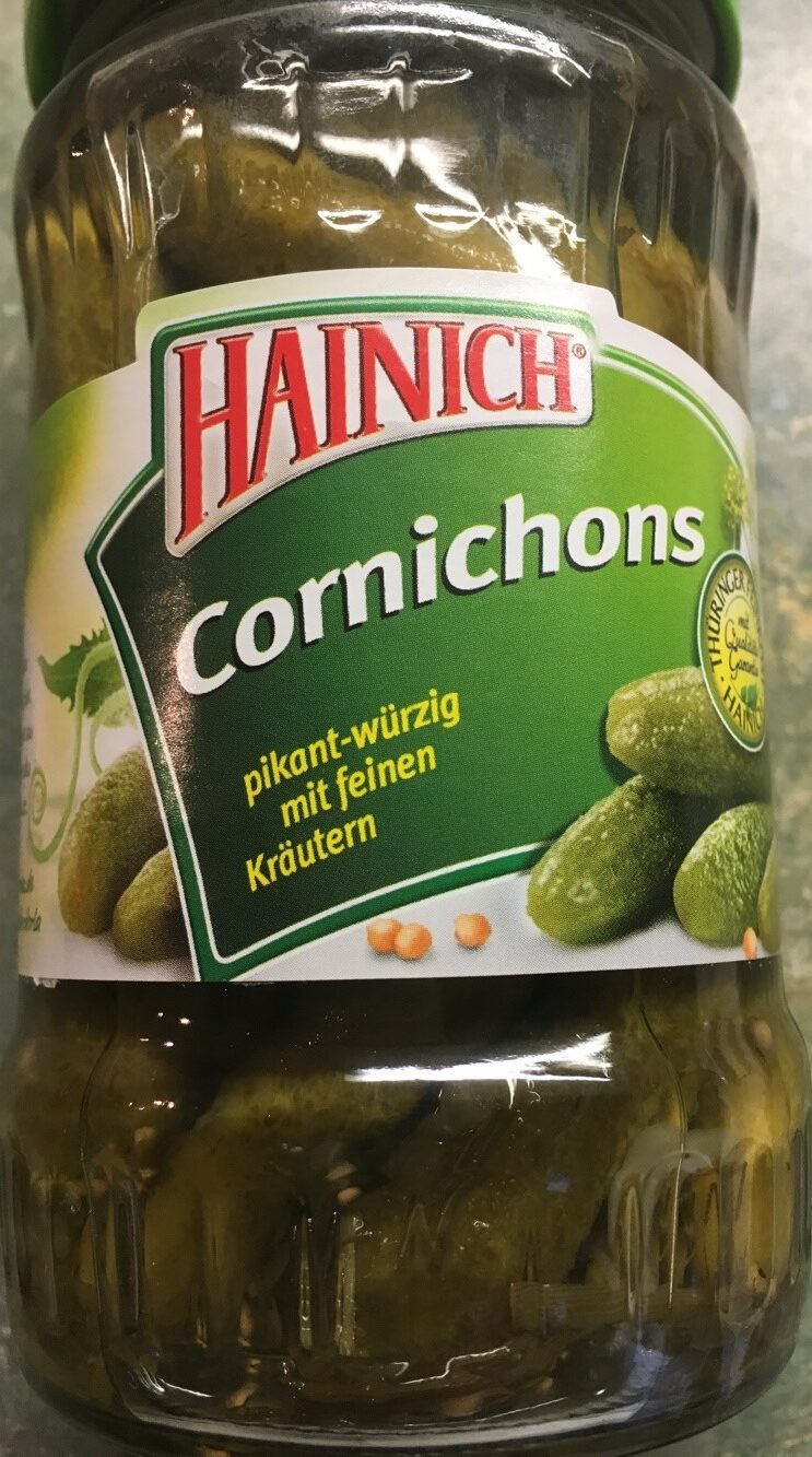 Cornichons - Produit - de