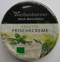 Kräuter Frischecreme - Produkt - de