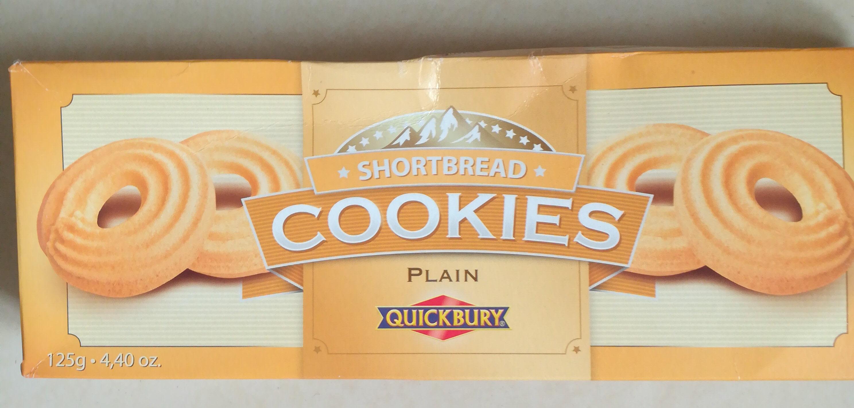 shortbread cookies plain - 产品 - en