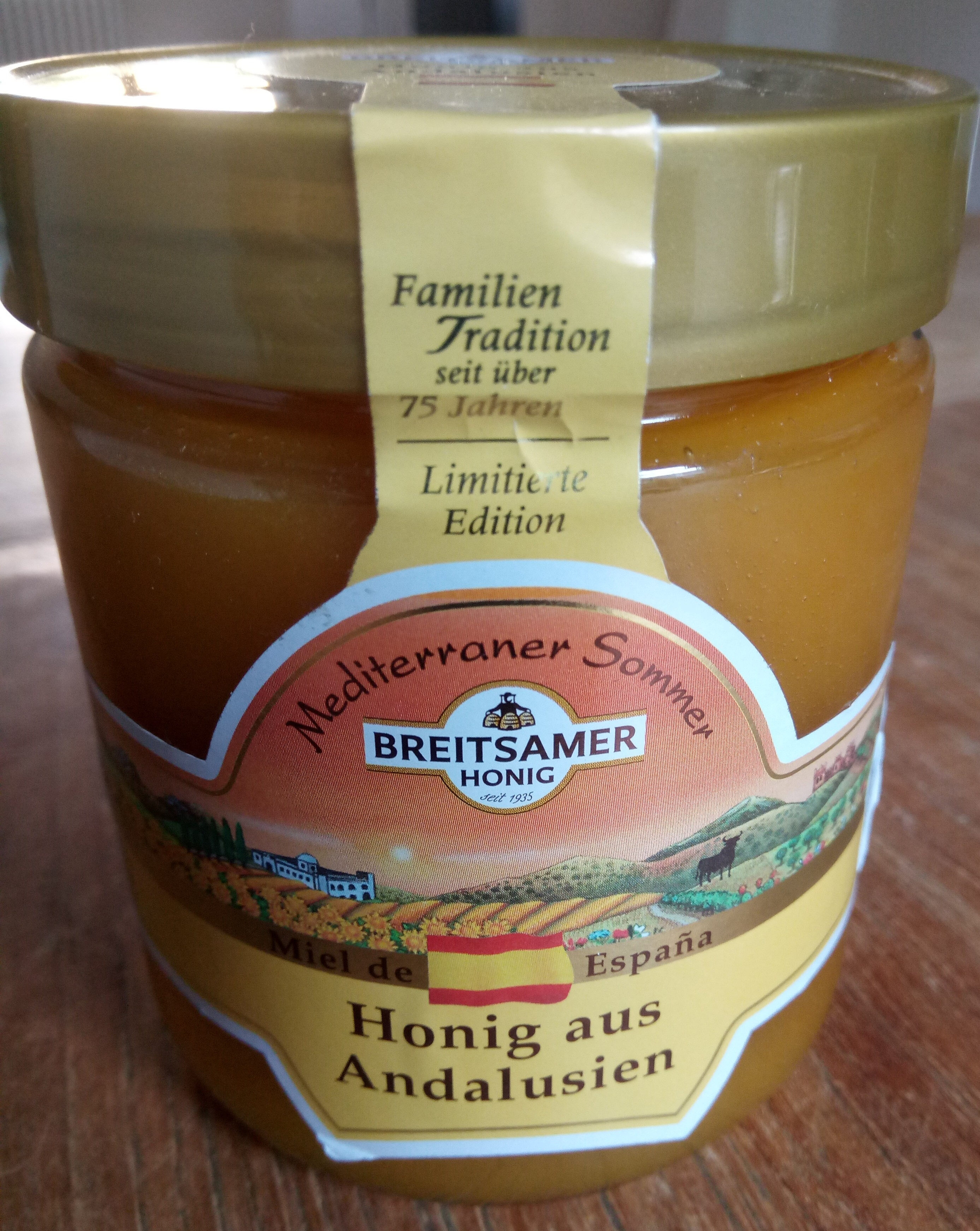 Honig aus Andalusien - Product
