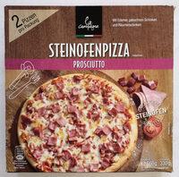 la campagna Steinofenpizza Prosciutto - Produkt