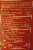 Yogurt Suzme - Ingrédients - fr
