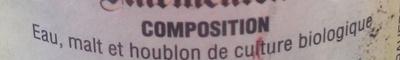 Karmeliten - Inhaltsstoffe - fr