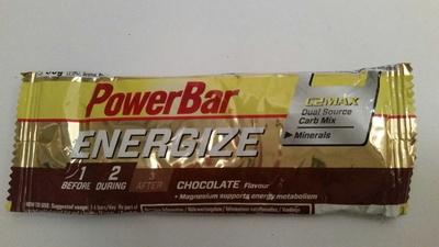 Energize chocolate - Producte