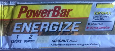 Barre Powerbar - Produit