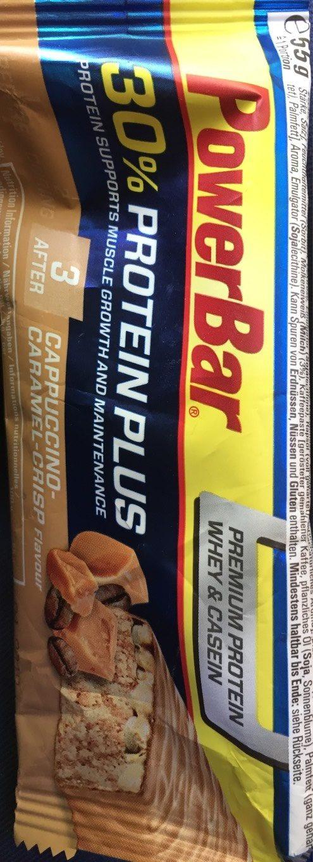 Powerbar 30% Proteinplus (55GR) - Cara? - Product - fr