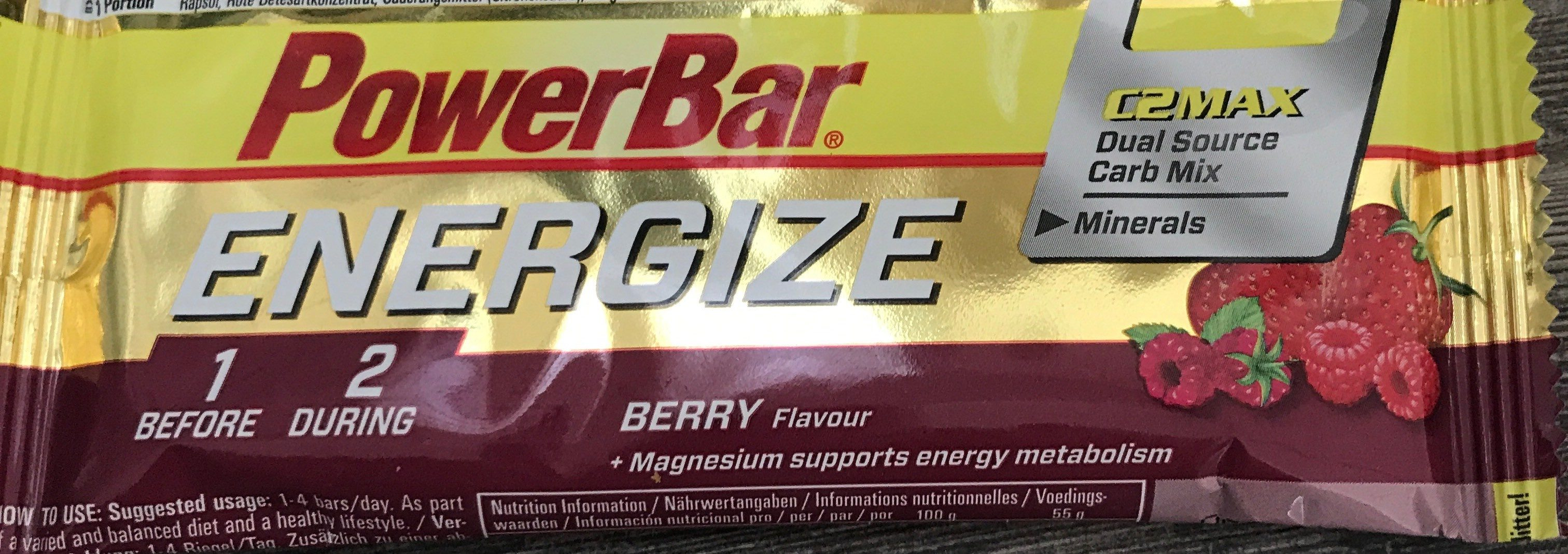 Barre Powerbar - Product - fr