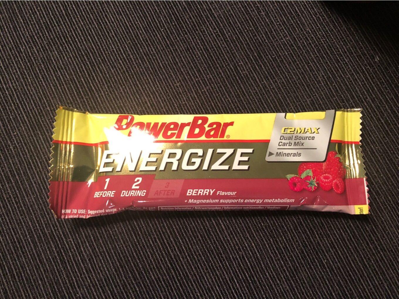 Barre Powerbar - Voedingswaarden - fr