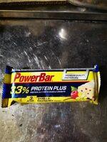 Powerbar Protein Plus - Product - fr