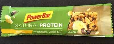 "PowerBar Natural Protein ""Banana Chocolate"" - Producte"