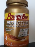 Isoactive isotonic sports drink - Product - fr
