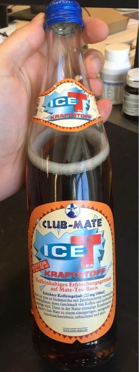 Club Mate, Ice Tea Kraftstoff - Produit - de