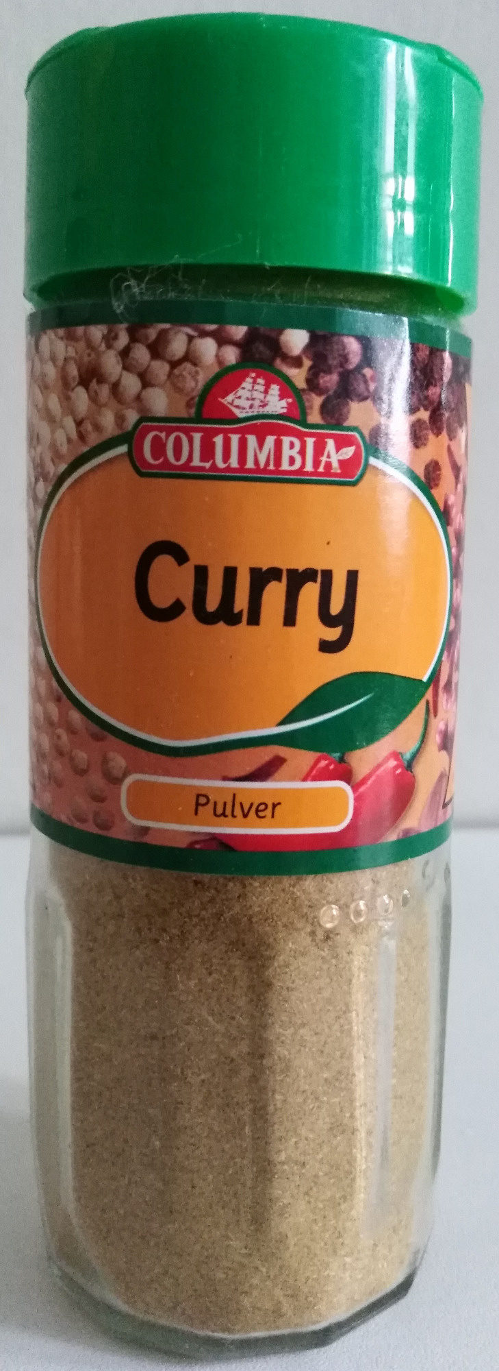 Curry Pulver - Product - de