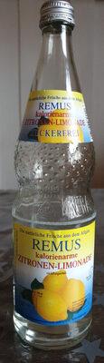 kalorienarme Zitronen-Limonade - Produit - de
