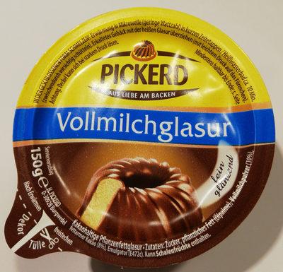 Vollmilchglasur - Produit - de