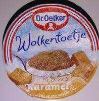 Wolkentoetje Karamel - Product - nl