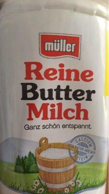 Reine Butter Milch - Produkt - de
