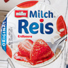 Müller Milch Reis Erdbeere - Product
