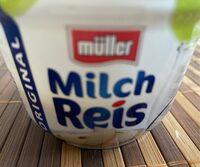 Milch Reis original - Produit - de