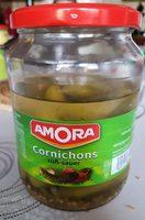 Cornichons, Süß-sauer - Produit - fr