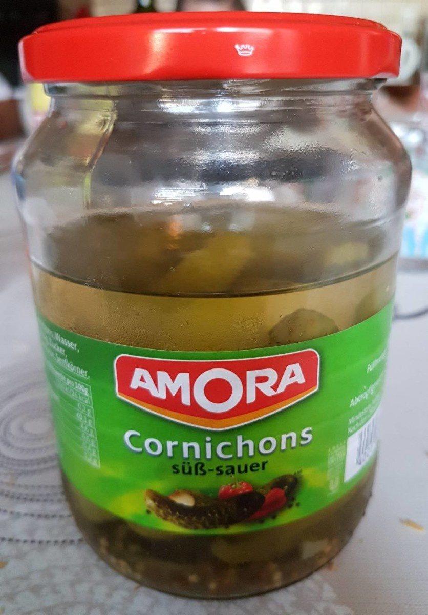 Cornichons, Süß-sauer - Informations nutritionnelles - fr