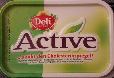Active Halbfett Margarine - Product - de