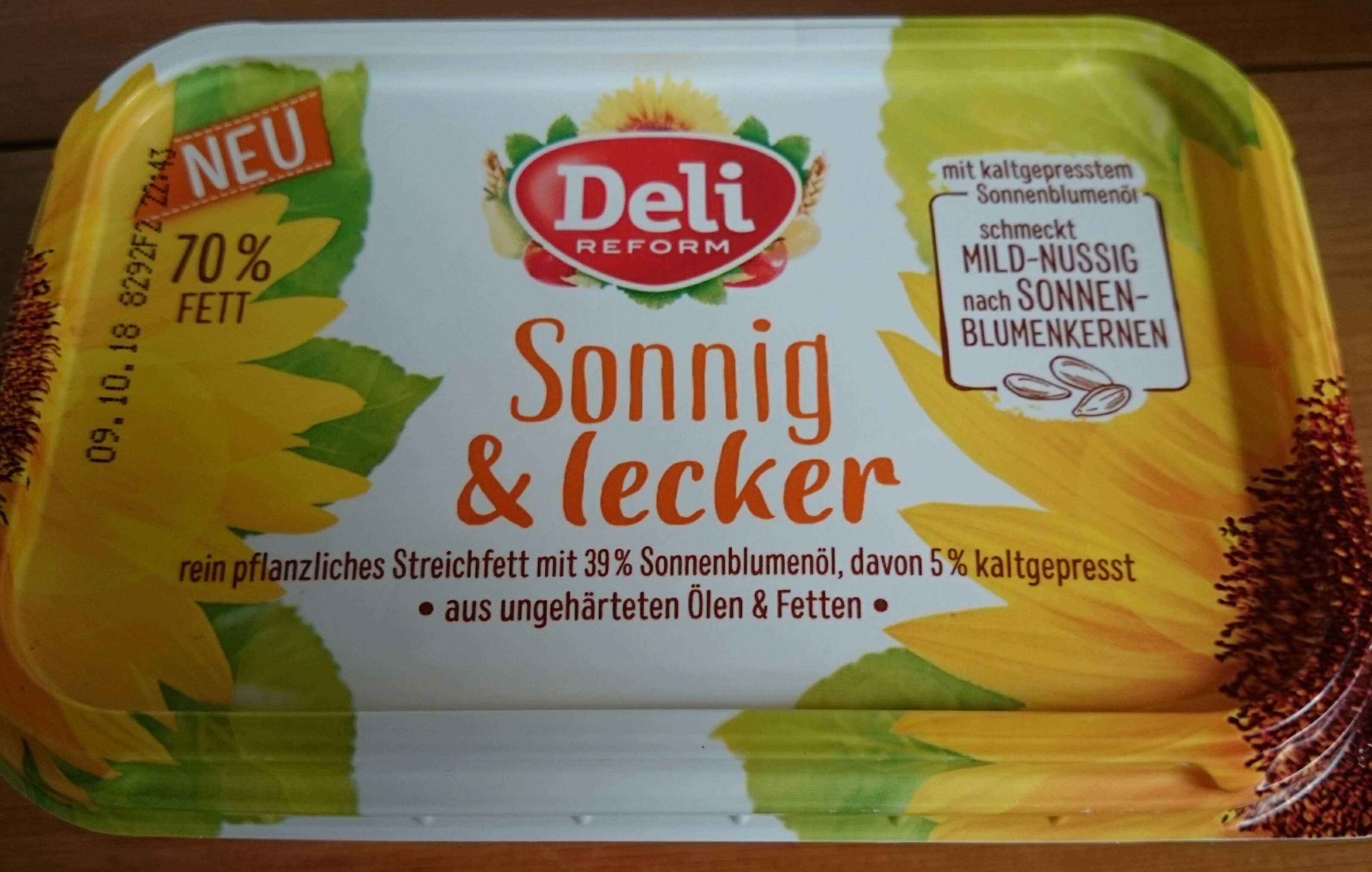 Sonnig & lecker - Product