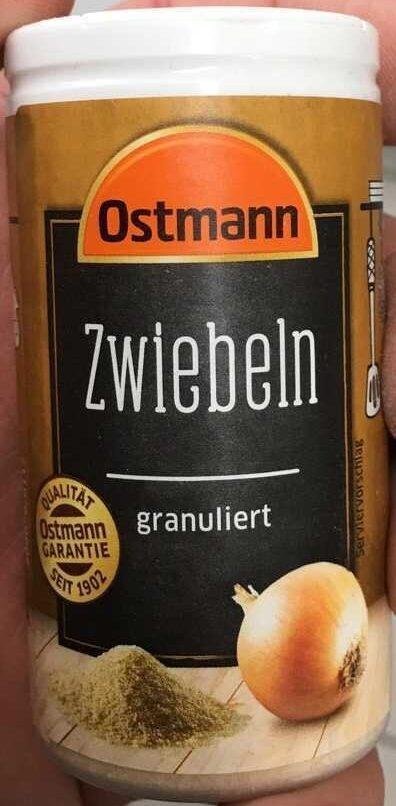 Zwiebeln granuliert - Product
