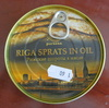Riga Sprats in Oil - Produit