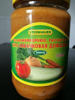 Pure de calabacin casa - Product - es