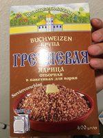 Buchweizen - Produkt - en