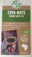 Erva-Mate - Product