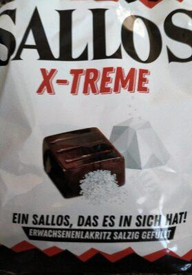 Sallos X-Treme - Prodotto